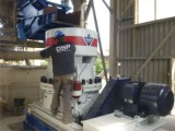 Assembly of the HCU Cone crusher